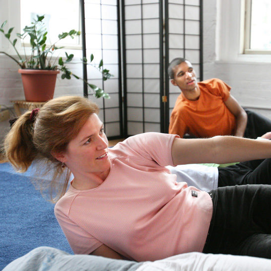 The Feldenkrais Method class for Aches and Pains